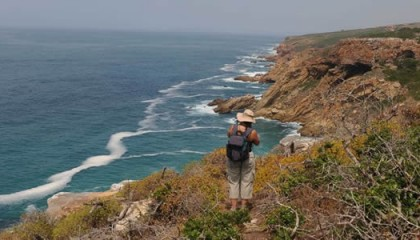 Origin of Man Hiking Trail